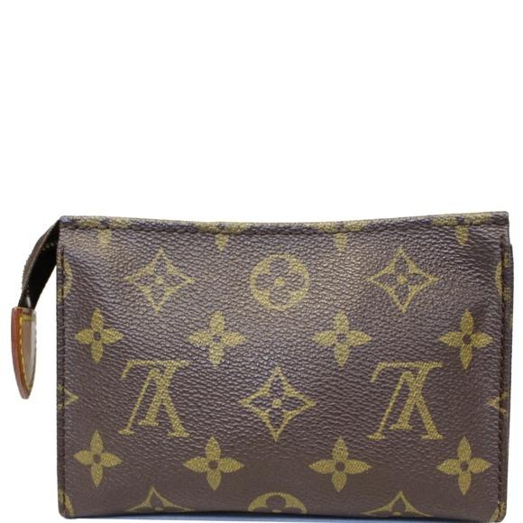 Louis Vuitton Handbags - LOUIS VUITTON TOILETRY 15 MONOGRAM CANVAS